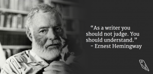 Hemingway on Empathy